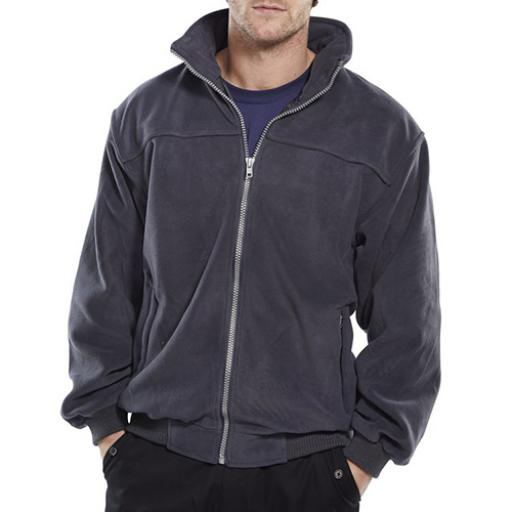 Click Workwear Endeavour Fleece Grey Xs