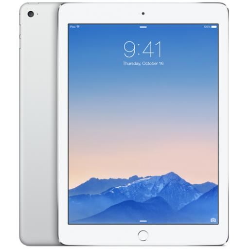 Apple iPad Air 2 (9.7 inch Multi-Touch) Tablet PC 64GB WiFi Bluetooth Camera Retina Display iOS 8.0 (Silver)