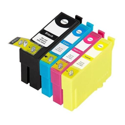 Think Alternative Multipack of High Capacity Epson 34XL Ink Cartridges