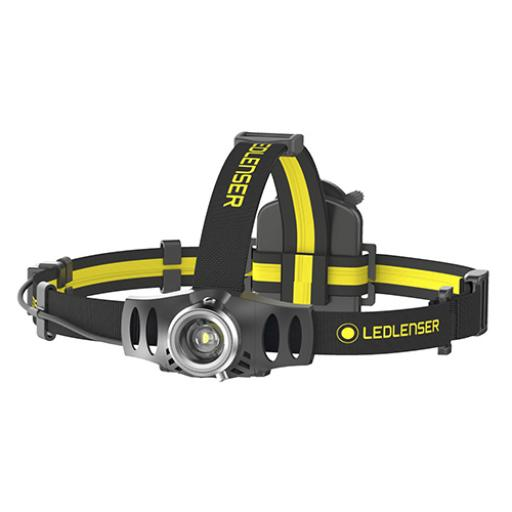 Ledlenser Ih6R Rechargeable Head Lamp