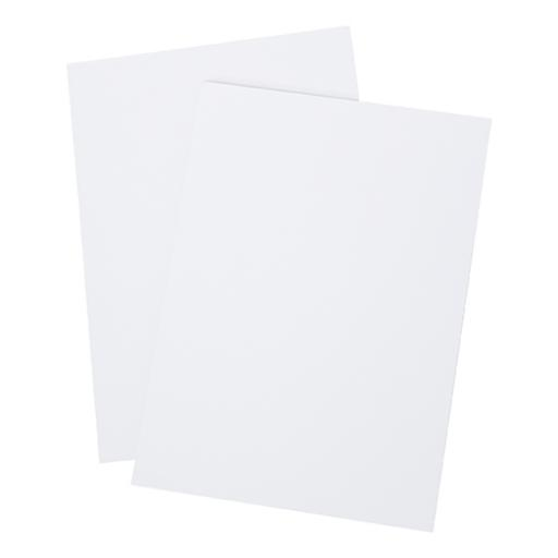 5 Star Office Memo Pad Headbound 60gsm Plain 160pp A4 White Paper [Pack 10]