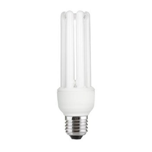 GE 20W T3 Hex E27 Compact Floures Tube 1155lm EEC-A Daylight Ref 72382 *Up to 10 Day Leadtime*