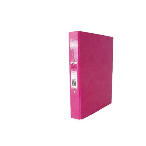 Concord IXL A4 Pink Ring Binder (Pack of 10) 462264
