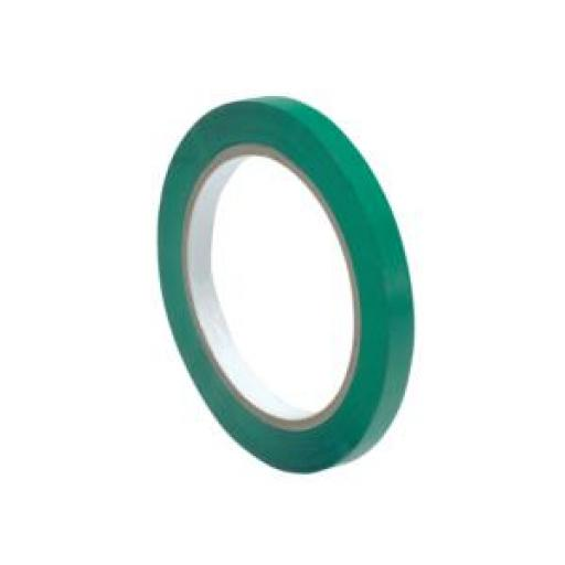 Bag Sealer Vinyl Tape (9mm x 66m) Green Pack of 6