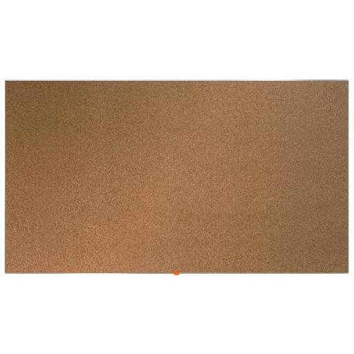 Nobo Widescreen 85 inch Cork Noticeboard 1905309